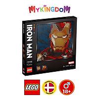Đồ Chơi LEGO Tranh Lắp Ráp Lego Marvel Studios Iron Man 31199