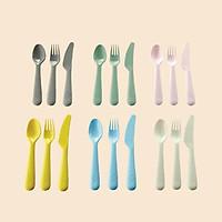 Bộ 6 Dao Muỗng Nĩa Kalas - Set of 6 Kalas Cutlery S20