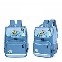 Balo chống gù cho bé cặp sách dành cho học sinh tiểu học nhẹ chắc chắn thoáng khí 229