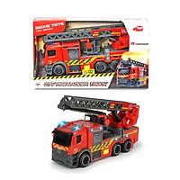 Đồ Chơi Xe Cứu Hỏa Dành Cho Bé Yêu DICKIE TOYS City Fire Ladder Truck 203714011038 - Đồ Chơi Đức Chính Hãng