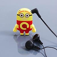 Máy nghe nhạc MP3 Minion  iMEGA ngộ nghĩnh - Hàng chính hãng [MP3-MINI]