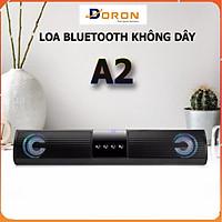 Loa Bluetooth Không Dây Doron A2 - Kết Nối Máy Tính, Tivi, Điện thoại - Phiên bản Limited - Hàng Nhập Khẩu