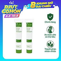 Combo 2 kem hỗ trợ điều trị mụn mờ thâm liền sẹo Oribe (tuýp 20g)