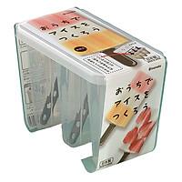 Khuôn làm kem 3 chiếc (nhựa trong) nội địa Nhật Bản