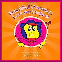 Sách thiếu nhi tiếng Anh - Beachball Waussie's Lost Air Stopper(CD)