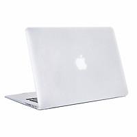 Vỏ bảo vệ cho máy tính xách tay kiểu dáng trong suốt thích hợp cho máy Macbook 13.3 Air Crystal Shell Pc Transparent Color