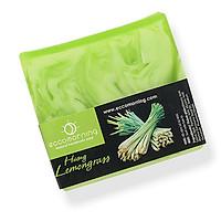 Xà Bông Thiên Nhiên Handmade eccomorning Hình Vuông Hương Sả – Lemongrass Soap