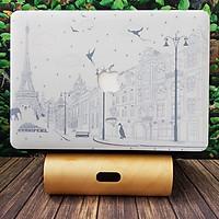 Ốp lưng bảo vệ dành cho Macbook hình thành phố Paris tuyệt đẹp