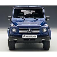 Xe Mô Hình Mercedes-Benz G-Model 90's Swb 1:18 Autoart - 76114 (Xanh )