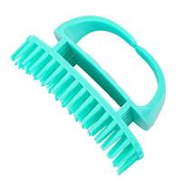 Hair Scalp Massager Shampoo Brush Manual Head Scalp Massage Brush for Wet & Dry Hair Scalp Care Comb