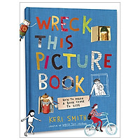 Wreck This Picture Book