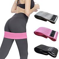 Bộ 3 Dây Kháng Lực Mini Band Gym Yoga - Dây Cao Su Miniband Tập Chân Mông