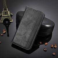 Bao da dạng ví, nam châm dành cho LG G8 ThinQ Luxury Leather Case - Hàng nhập khẩu