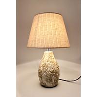 Đèn bàn thân gốm sứ nghệ thuật DY18248