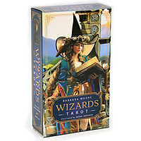 Bộ Bài Wizards Tarot New