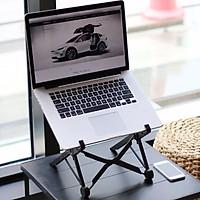 Giá đỡ laptop lên cao chống mỏi