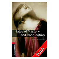 Oxford Bookworms Library (3 Ed.) 3: Tales of Mystery and Imagination Audio CD Pack