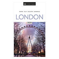 DK Eyewitness Travel Guide London: 2020 - Travel Guide (Paperback)