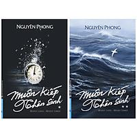 Sách - Combo Muôn Kiếp Nhân Sinh 1 và 2 (Khổ nhỏ) Tặng Kèm bookmark vadata