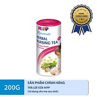 Trà cốm lợi sữa HiPP dành cho phụ nữ cho con bú 200g