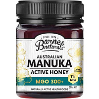 Mật Ong Barnes Naturals Australian Manuka Honey 500G Mgo 300+