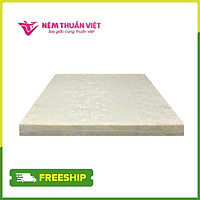 (1mx2mx10cm) Nệm Cao Su Thuần Việt Premium - Công Nghệ Hoa Kỳ