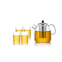 Bộ bình trà thủy tinh Samadoyo S09043 1300mL