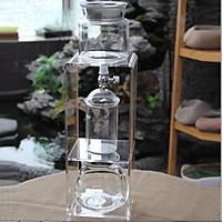 Bình pha cafe Cold Brew 5cup 500ml - 800ml giá đỡ tùy chọn