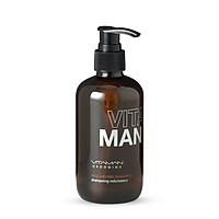 Dầu Gội Làm Phồng Tóc Vitaman Grooming Volumising Shampoo 250ml