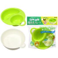 Bát ăn màu xanh sử dụng được trong lò vi sóng - Hàng Nội Địa Nhật