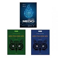 Combo Tâm lý kinh doanh x Sáng tạo giao thoa (Hiệu ứng chim mồi 1-2 - Hiệu ứng Medici + hộp)