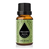 Tinh Dầu Kinh Giới Oregano Essential Oil Heber | 100% Thiên Nhiên Nguyên Chất Cao Cấp | Nhập Khẩu Từ Ấn Độ | Kiểm Nghiệm Quatest 3 | Xông Thơm Phòng | Hương Dịu Nhẹ