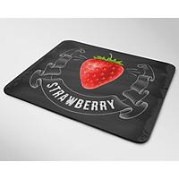 Miếng lót chuột mẫu Strawberry