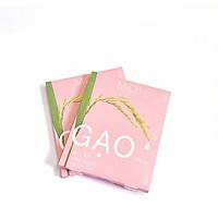 Combo 2 hộp Mặt nạ GẠO tinh khiết M.O.I RICE HYDROGEL MASKS - M.O.I Cosmetics Hồ Ngọc Hà chính hãng