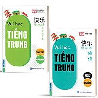 Sách - Combo Vui Học Tiếng Trung