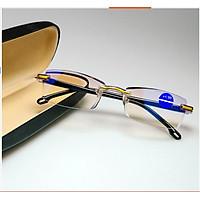 Kính lão thị viễn thị chống mỏi mắt cực rõ và sáng kính đọc sách KV09KK