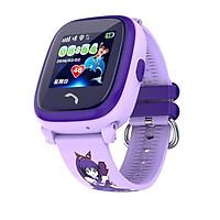 Đồng hồ định vị trẻ em DF25 JVJ - Hỗ trợ tiếng Việt lắp sim nghe gọi hai chiều ( Giao màu ngẫu nhiên) -Hàng chính hãng