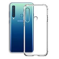 Ốp Lưng Chống Sốc cho điện thoại Samsung Galaxy A9 2018 - Dẻo Trong - Hàng Chính Hãng