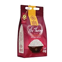 Gạo Nàng Sen ST25 yêu thương 4kg - 82209