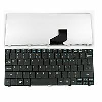 Bàn Phím Dành Cho Laptop Acer Aspire One D255 D255E D257 D260 D270 D532H NAV50 NAV51 NAV70 PAV70 N57C 532h 521 522 533 ZE6 ZE7  Emachines 350 355 Gateway LT21 LT32 LT22 LT23 LT25 LT27 LT28 LT40 (Đen)