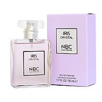 Nước hoa nữ Iris Crystal 50ml