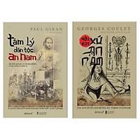 Combo 2 Cuốn Sách : Hội Kín Xứ An Nam +  Tâm Lý Dân Tộc An Nam (Tặng kèm Bookmark Happy Life )