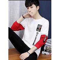 Áo thun nam tay dài thời trang Hàn Quốc MT-01