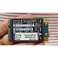 Card wwan 3G Ericsson F5521GW (HP HS2340) dùng cho HP 2560p,8460p,8560p,8760w - Hàng nhập khẩu