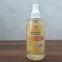 Nước rửa tay khô Diệt Khuẩn Doctor Care CHAI 300 ML ( màu vàng chanh)