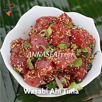 Wasabi Tuna Poke - 500gr (hộp)