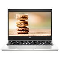 """Laptop HP Probook 440 G6 (Intel Core I3-8145U/ 4GB RAM DDR4/ 500GB HDD/ 14"""" FHD/ Free DOS/Natural Sliver-5YM63PA) - Hàng Chính Hãng"""