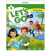 Let's Go: Level 4: Student Book - 5th Edition