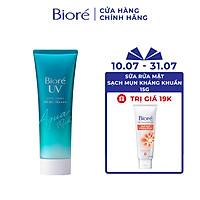 Essence Chống Nắng Màng Nước Dưỡng Ẩm Biore UV Aqua Rich Watery Essence SPF50+/PA++++ 85G