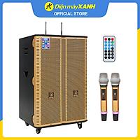Loa điện Karaoke Birici MX-400 300W - Hàng chính hãng